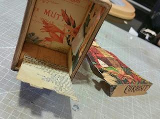 Detalle de silueta con pestaña