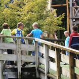 Uitje actieve jeugd H. Willibrordusparochie - P9070632.JPG