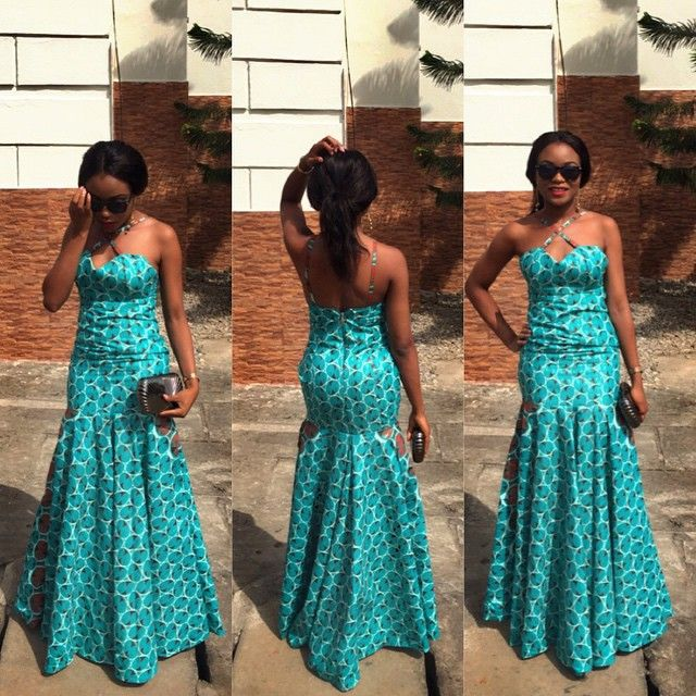 ANKARA STYLE PLANS FOR WEDDING LADY GUESTS IN 2019 2