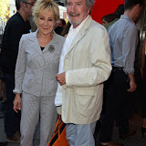OIC - ENTSIMAGES.COM -  Zoe Wanamaker and Gawn Grainger at the  The Car Man - VIP night  Sadler's Wells Theatre London 19th July 2015 Photo Mobis Photos/OIC 0203 174 1069