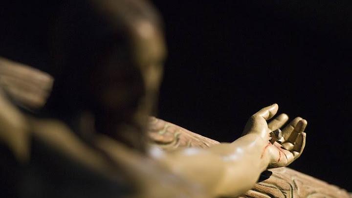Bàn tay phải của chúa Giêsu