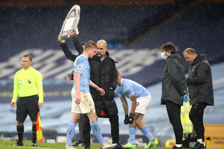 🎥 FA Cup : Kevin De Bruyne sort sur blessure