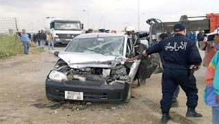 10 blessés dans un accident de circulation à Oued R'hiou