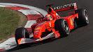 Michael Schumacher Ferrari F2001