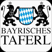 Bayrisches Taferl Pfaffenhofen