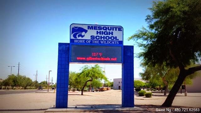 Mesquite High School Gilbert AZ 85233