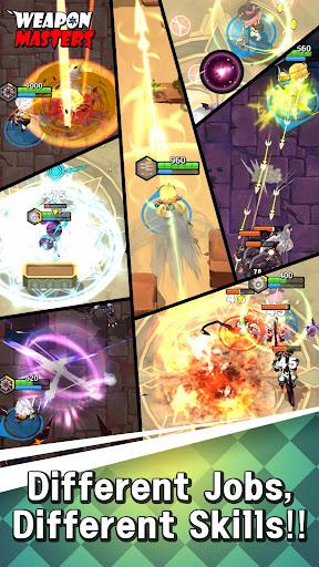 Weapon Masters screenshot 3