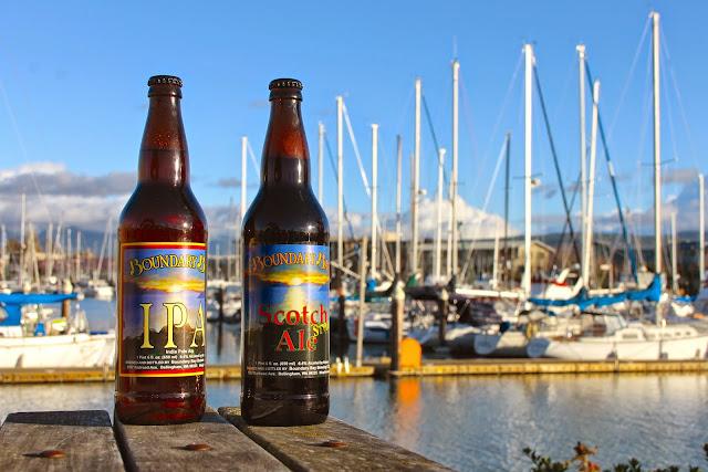 Boundary Bay Brewery / Credit: Heather Hulbert