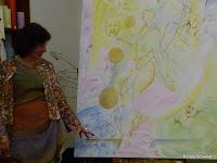 ein paar Worte zum Gemälde 'Im Reich der Sonne'