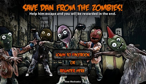 dan vs zombies