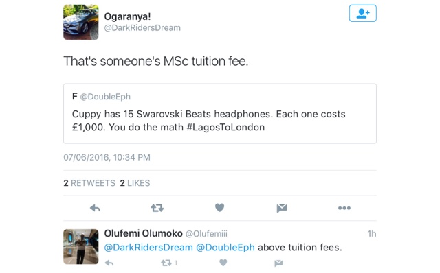Nigerians React To #LagostoLondon Documentary Detailing The Life Of Nigerian Billionaires 8