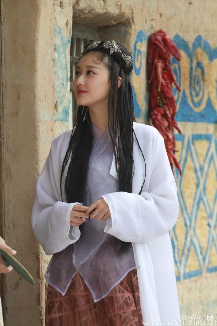 Yuan Yuxuan China Actor