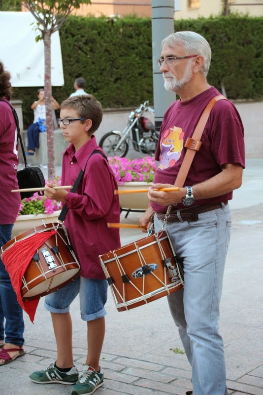 Festa infantil i taller balls tradicionals a Sant Llorenç  20-09-14 - IMG_4409.jpg