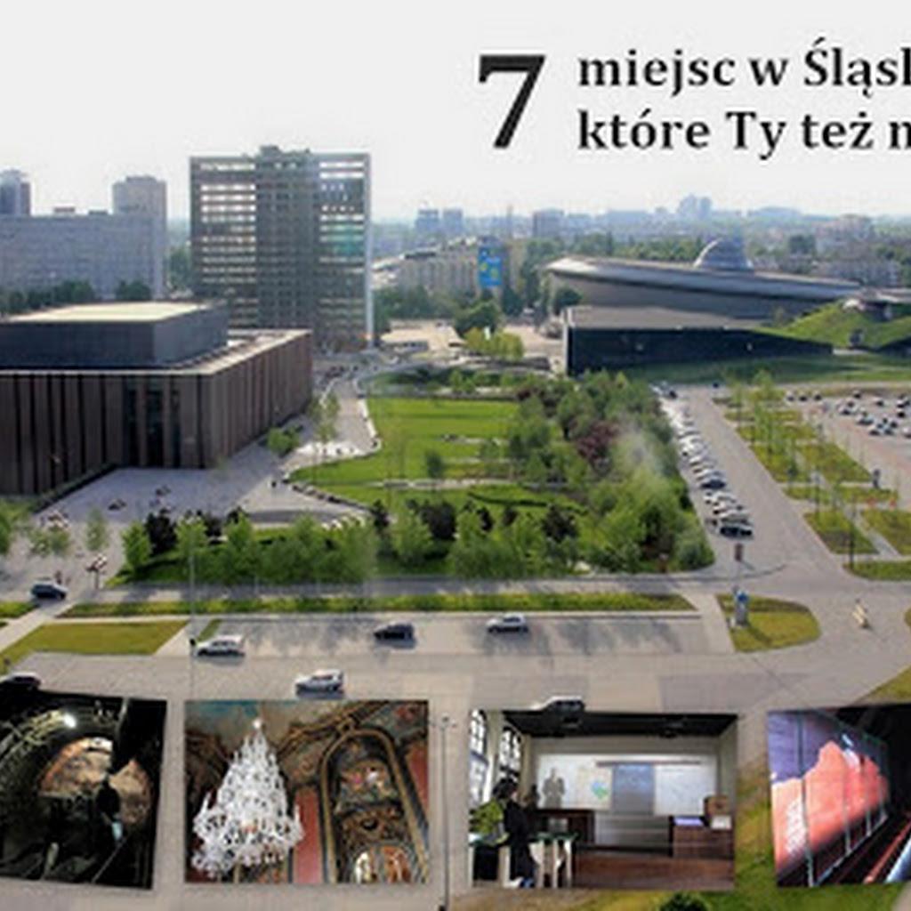 Rozmowy #wDrodze 9 - TOP 7 miejsc w Śląskiem, które Ty też musisz zobaczyć