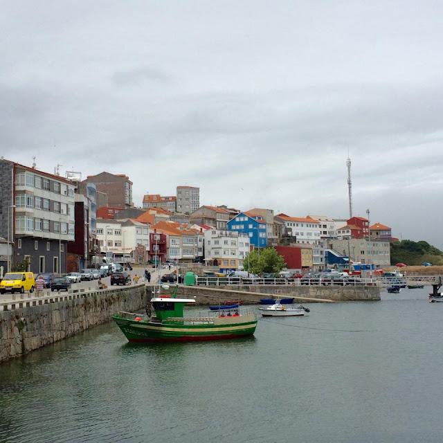 Mejores rincones de España. Puerto de Finisterre en La Coruña