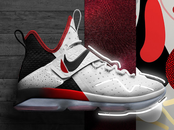 Nike To Debut Flip the Switch LeBron 14 on May 5th