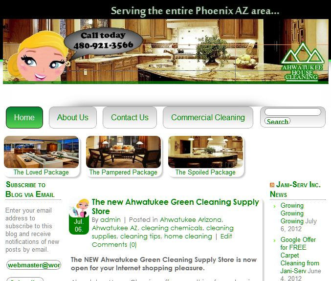 ahwatukeehousecleaning.com