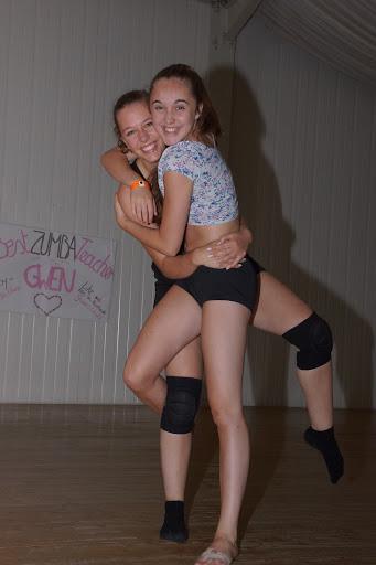 Silja Defrancq en Jelina Derveaux van Hypnosis Dance Academy