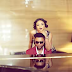 Oritsefemi Rents Lekki-Ikoyi Electronic Billboard For Pre-wedding Photos (Read Full Details)
