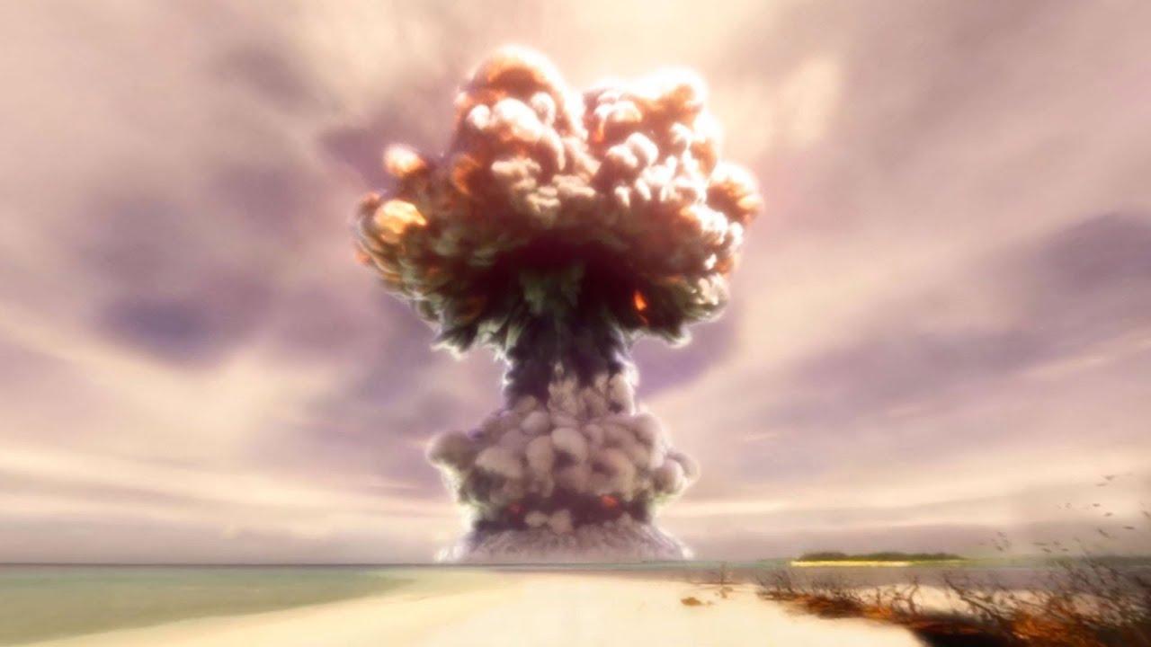 Hast du dich jemals gefragt, wie sich eine Atomexplosion eigentlich anfühlen würde? Nun, so wie in diesem 360° VR Video