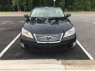 2012 Lexus ES 350 36000 miles