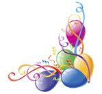 balloons cliparts png