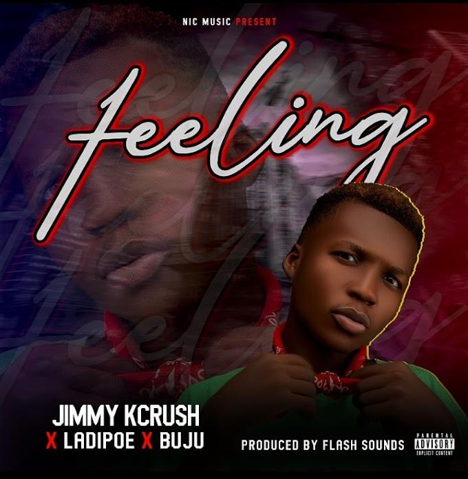 MusiQ: Jimmy Kcrush x Ladipoe x Buju - FEELING ( cover ) prod by flash sounds