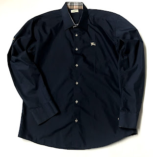 Burberry London Tab Sleeve Shirt