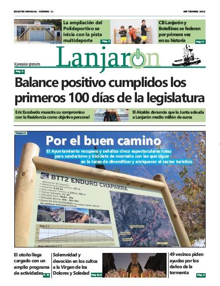 XI Edición del periódico local