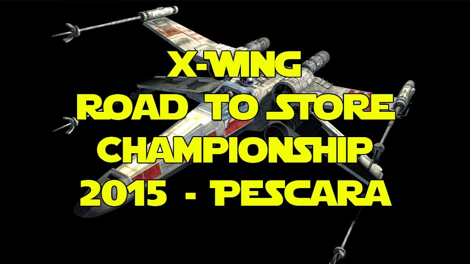 Road to Store Championship 2015