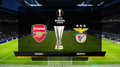 Arsenal vs Benfica : Euorpa League Live Stream