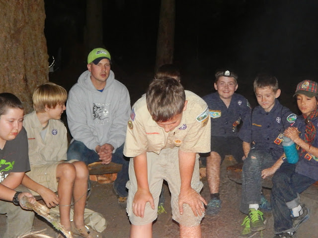 Webelos Weekend 2014 - DSCN2045.JPG