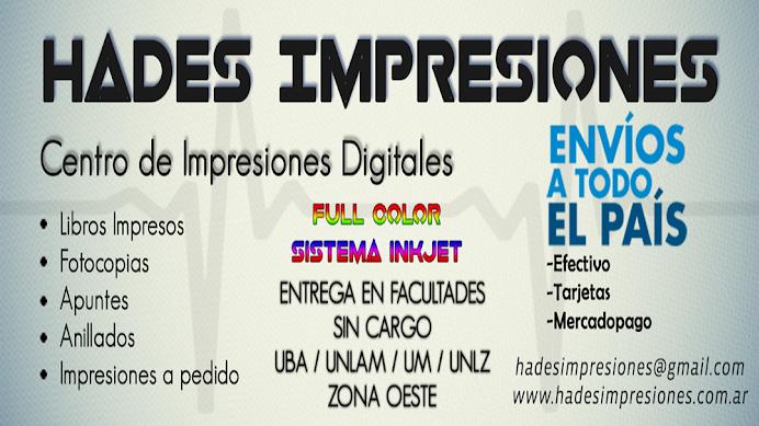 Hades Impresiones - Google+