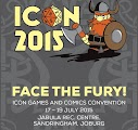 Icon 2015 - Face The Fury