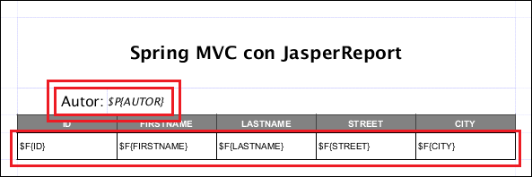 spring mvc con jasperreport