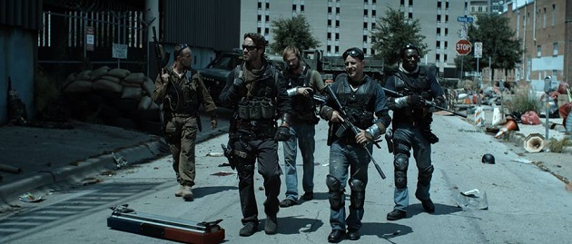 Phim Cuộc Chiến Chống Quỷ Dữ - Daylight's End