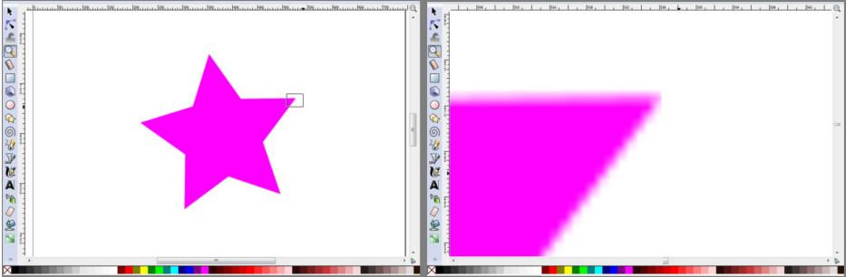 Diferença entre bitmaps e vetores
