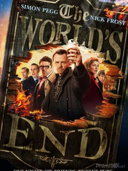 Kết thúc của thế giới - The World's End