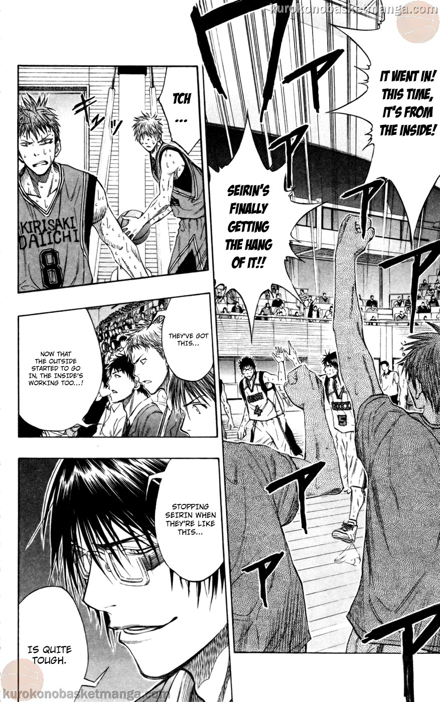 Kuroko no Basket Manga Chapter 106 - Image 12