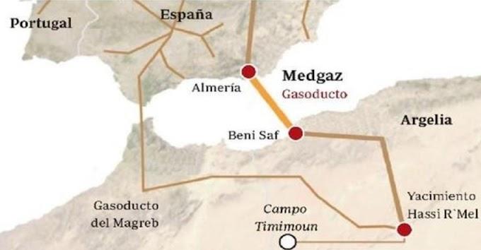 Argelia declara la guerra económica a Marruecos.