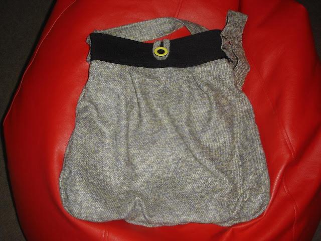 Prima geanta, primul proiect