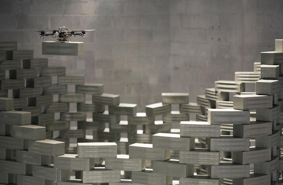 На что способны дроны?