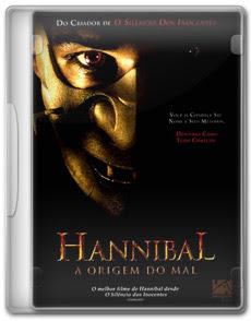 Hannibal   A Origem do Mal – DVDRip AVI   Dual Áudio