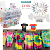 Tulip Tie-Dye Party One-Step Tie-Dye Kit With 18 Colors $9.99 (Reg $24.99).  Great set, lowest price it's been