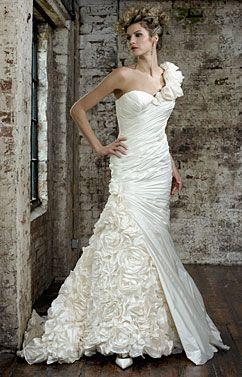 Pronuptia Wedding Dress 66 Cute