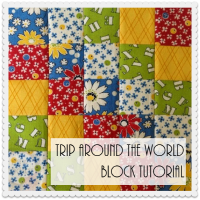 Trip Around the World Block