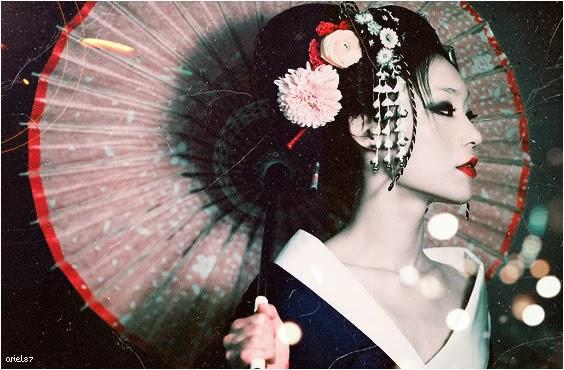 geisha nữ