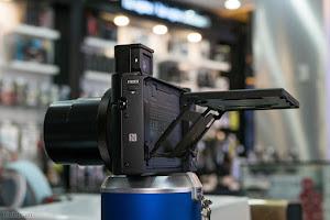 Sony RX100 Mark IV: cảm biến chồng, quay 1000 khung hình một giây