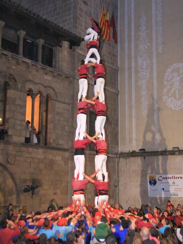 XVI Diada dels Castellers de Lleida 23-10-10 - 20101023_132_4d8_CdL_Lleida_XVI_Diada_de_CdL.jpg
