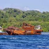 01-01-14 Western Caribbean Cruise - Day 4 - Roatan, Honduras - IMGP0884.JPG